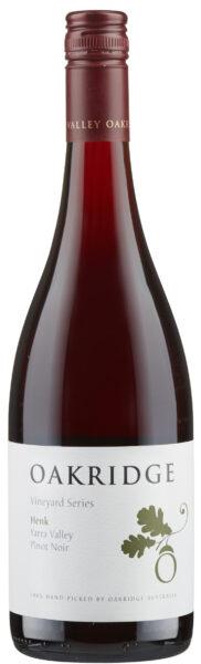 Oakridge Henk Vineyard Pinot Noir