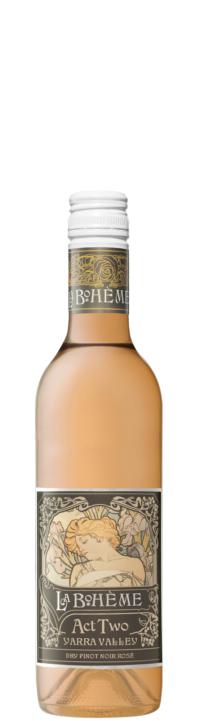La Boheme Act Two Rose 375ml