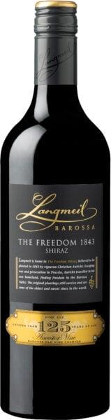 Langmeil The Freedom Shiraz 1843